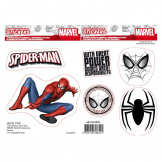 Наклейки ABYstyle: Marvel Stickers – Spider-man X5 (ABYDCO436)