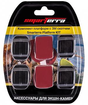 Комплект платформ с 3М скотчем Smarterra Platform kit (блистер) фото