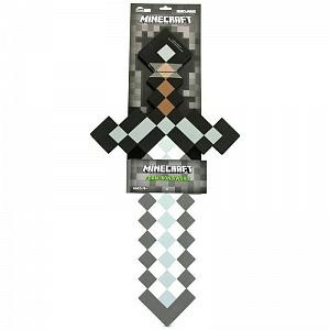 Minecraft Меч пиксельный 60см