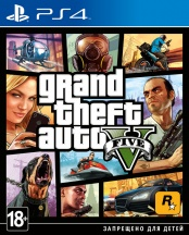 Grand Theft Auto V (PS4) (GameReplay)