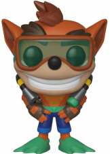 Фигурка Funko POP Games: Crash Bandicoot – Crash w/ Scuba