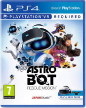 ASTRO BOT Rescue Mission (только для PS VR) (PS4)
