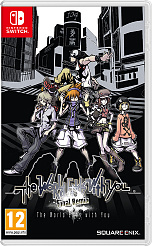 The World Ends With You -Final Remix- (Nintendo Switch) (GameReplay)