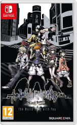 The World Ends With You -Final Remix- (Nintendo Switch)