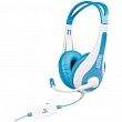 Скриншот Kidz Play Gaming Headset Голубая, 1