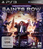 Saints Row 4: Commander In Chief Edition (PS3)