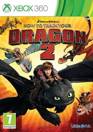 Как приручить Дракона 2 (Xbox 360)