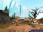 Скриншот Ice Age 3 Dawn of the Dinosaurs (PS2), 3