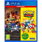 Комплект Sonic Forces + Sonic Mania Plus (PS4)