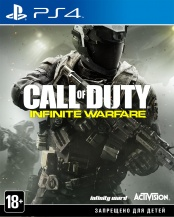 Call of Duty: Infinite Warfare (PS4) (GameReplay)