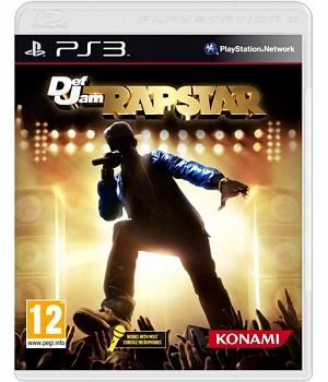 Def Jam Rapstar (PS3) от GamePark.ru