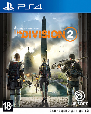 Tom Clancy's The Division 2 (PS4) фото