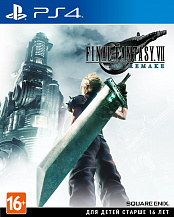 Final Fantasy VII: Remake (PS4) (GameReplay)