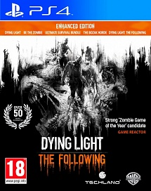 Dying Light: The Following - Enhanced Edition (русские субтитры, PS4)