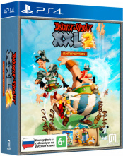 Asterix and Obelix XXL2. Limited edition (PS4)