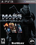 Mass Effect Trilogy (PS3)