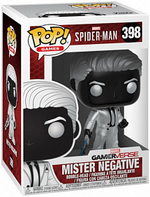 Фигурка Funko POP! Vinyl: Games: Spider:Man S1: Mr. Negative 30679