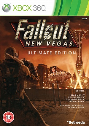 Fallout: New Vegas Ultimate Edition (Xbox360)