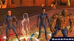 Скриншот Fantastic Four: Rise of the Silver Surfer (PS3), 5