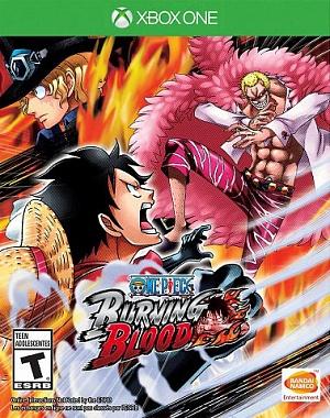 One Piece Burning Blood. ������� �������� (XboxOne)