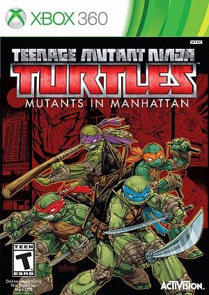 Teenage Mutant Ninja Turtles: Mutants in Manhattan (Xbox360)