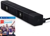 "PS 4 Камера Sony (CUH-ZEY1/R) ""Game replay"" + 2 игры: Just Dance 2014 + Singstar: Короли вечеринок"