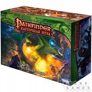 Настольная игра Pathfinder – Карточная игра (Базовый набор)
