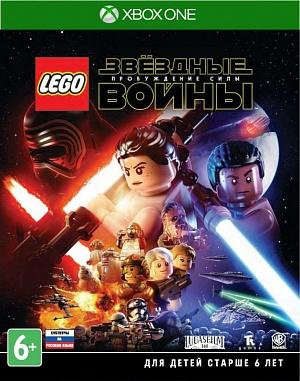 LEGO Звездные войны: Пробуждение Силы (XboxOne)