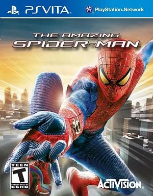 The Amazing Spider Man (PS Vita)