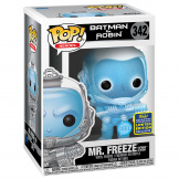 Фигурка Funko POP SDCC DC: Batman & Robin – Mr. Freeze (GL) (Exc) (47868)