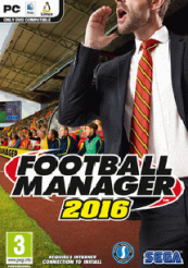 Football Manager 2016 (PC-Jewel)