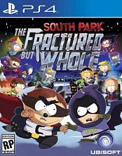South Park: Fractured But Whole (PS4) (GameReplay)
