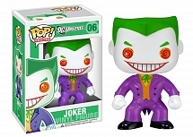 Фигурка Funko POP! Vinyl: DC: The Joker  2211