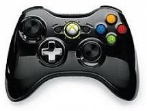 Controller Wireless R Chrome Series Black