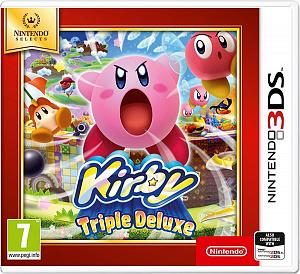 Kirby Triple Deluxe (3DS) фото