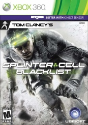 Tom Clancy's Splinter Cell Blacklist Upper Echelon Edition (Xbox 360)