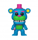 Фигурка Funko POP Games: FNAF Blacklight – Freddy (FTM Exc)