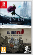 Комплект Child of Light + Valiant Hearts: The Great War (Nintendo Switch)