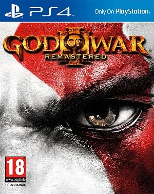 God of War III. Обновленная версия (PS4) (GameReplay) фото