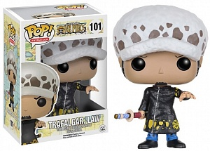 Фигурка Funko POP! Vinyl: One Piece: Trafalgar Law от GamePark.ru