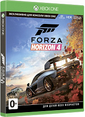 Forza Horizon 4 (Xbox One) (GameReplay)