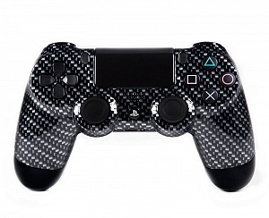 Геймпад DualShock 4 CARBON (PS4)