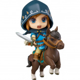 Фигурка Nendoroid: The Legend of Zelda Breath of the Wild – Link (Ver. DX Edition)