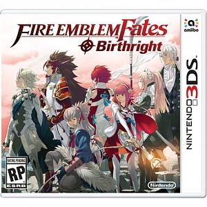 Fire Emblem Fates: Birthright (3DS) от GamePark.ru