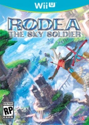 Rodea: the Sky Soldier (WiiU)