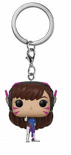 Брелок Funko POP – Overwatch: D.Va
