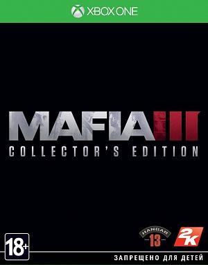 Mafia III. Коллекционное издание (XboxOne)