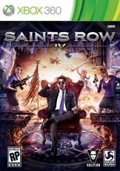 Saints Row IV (Xbox360) (GameReplay)