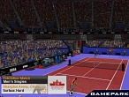 Скриншот Virtua Tennis 2009 (Wii), 2