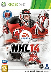 NHL 14 (Xbox 360) (GameReplay)